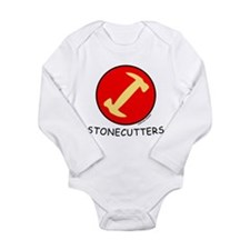 Stonecutters Long Sleeve Infant Bodysuit
