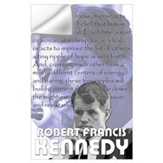 Bobby Kennedy Wall Decal