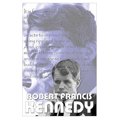 Bobby Kennedy Poster