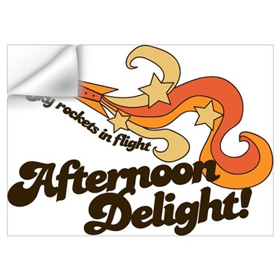 Afternoon Delight Wall Decal