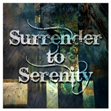 Surrender to Serenity Canvas Art