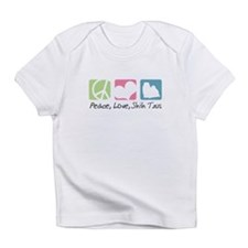 Peace, Love, Shih Tzus Infant T-Shirt