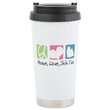 Peace, Love, Shih Tzus Travel Mug