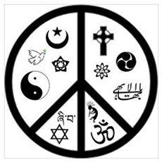 Peaceful Coexistence Poster
