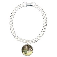 Abstract Piano Charm Bracelet, One Charm