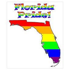 Florida Pride Poster