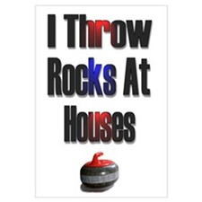 I Throw Rocks At Houses