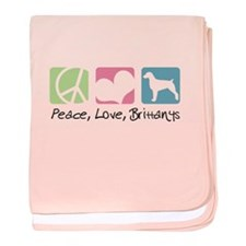 Peace, Love, Brittanys baby blanket