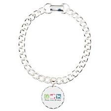 Peace, Love, Brittanys Bracelet