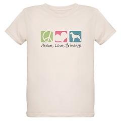 Peace, Love, Brittanys T-Shirt