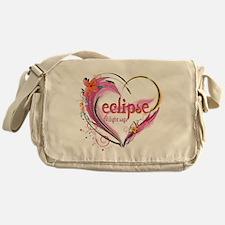 Twilight Eclipse Heart Messenger Bag