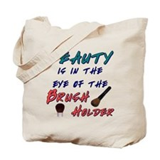 Brush Holder Tote Bag