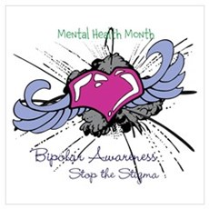 Mental Health Month Poster