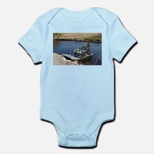 Florida swamp airboat 2 Body Suit