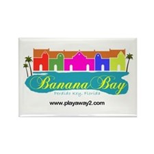 Funny Banana Rectangle Magnet (10 pack)