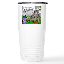 "Harlan-""The Trebuchet"" Travel Mug"