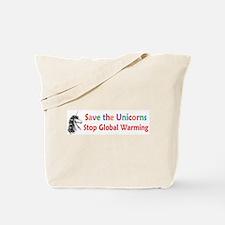 Save the Unicorns! Tote Bag