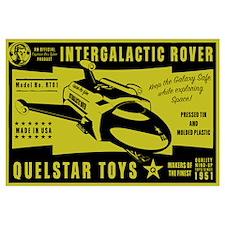 Quelstar Intergalactic Rover