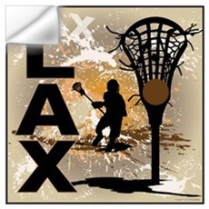 2011 Lacrosse 9 Wall Decal