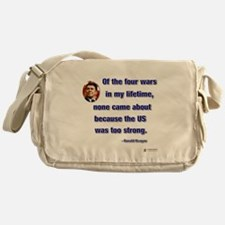 Reagan Wars Messenger Bag