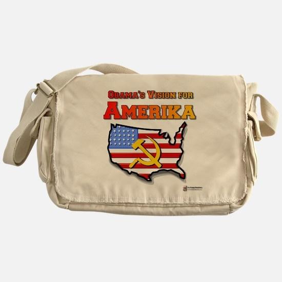 Amerika Messenger Bag