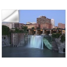 High Falls Wall Decal