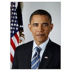 President Obama Photo Poster