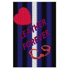 BRAIDED LEATHER 4EVER/VERTICA Poster