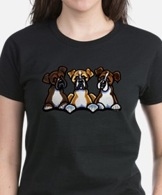 Three Boxer Lover Tee