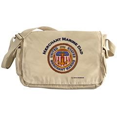 Merchant Marine Dad Messenger Bag