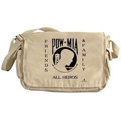 POW Friends and Family Messenger Bag