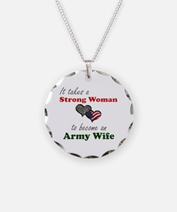 Strong Woman A Necklace