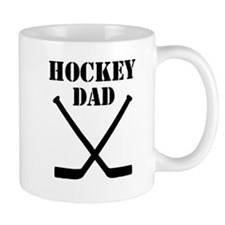 Hockey Dad Small Mug