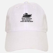What Happens On The Boat Hat