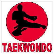 Taekwondo Poster