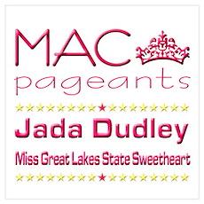 Jada Dudley Poster