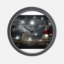 lighthouse effects Wall Clock