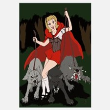 Moonlight Fantasies Red Riding Hood
