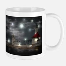 lighthouse effects Mug