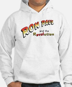 Ron Paul and the Revolution Hoodie