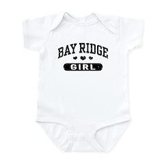 Bay Ridge Girl Infant Bodysuit