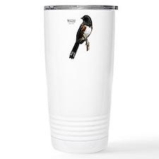 Spotted Towhee Travel Mug
