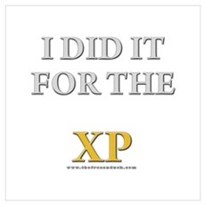 For the XP Poster