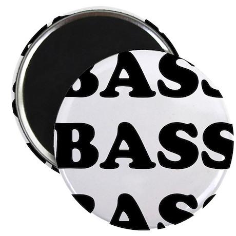 Bass Bass Bass Magnet