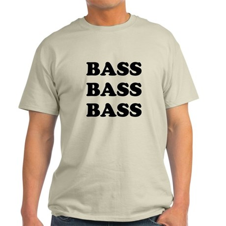Bass Bass Bass Light T-Shirt
