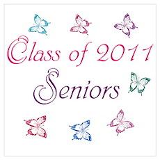 Class of 2011 Seniors Poster