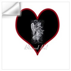 Valentine Angel Wall Decal