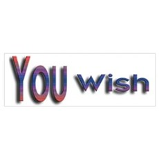 You Wish Poster