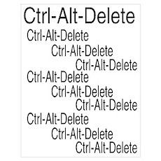 ctrl-alt-delete Poster