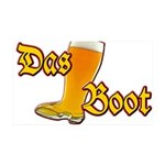 Das Boot 38.5 x 24.5 Wall Peel